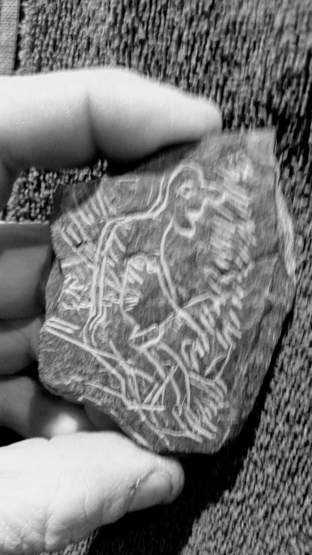 Réplicas en piedra.gravetienses y magdalenienses 20180311