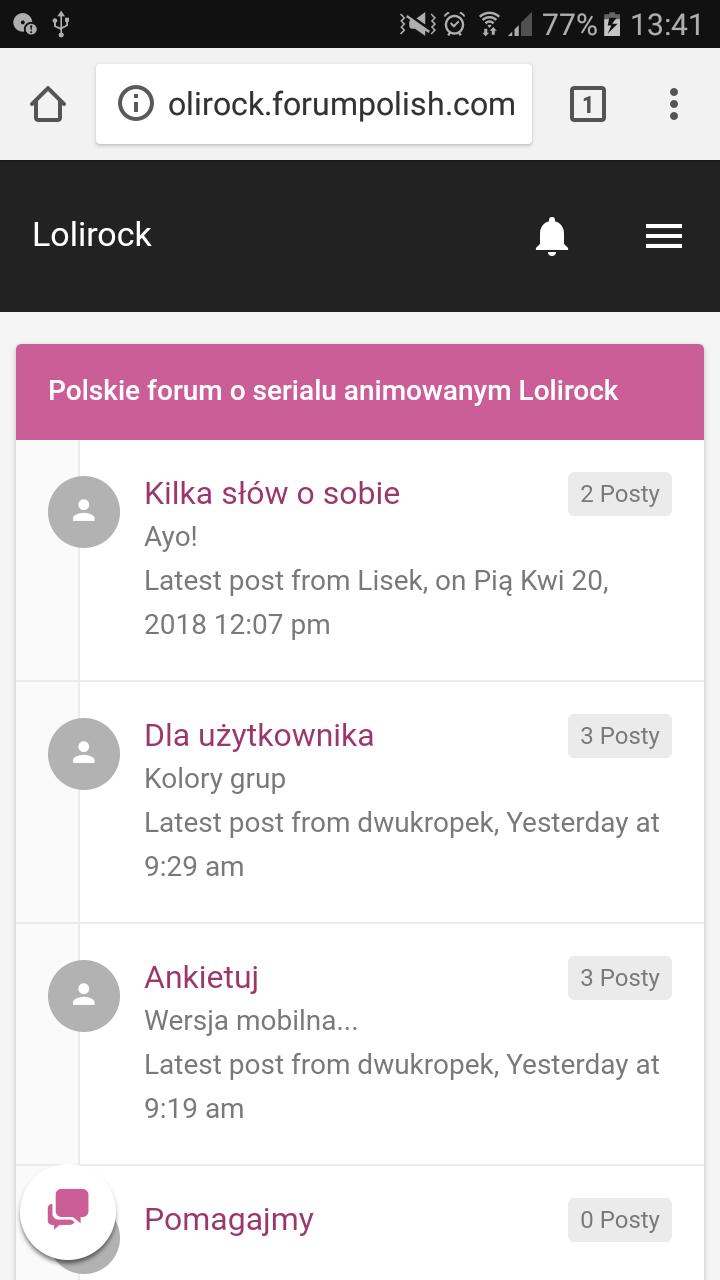 Wersja mobilna Screen11