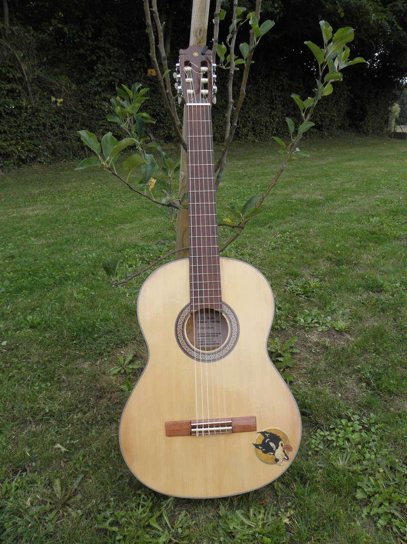 dater une guitare Yamaha14