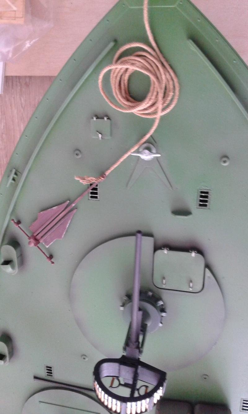 Italeri 1/35 Elco 80' PT boat 20170443