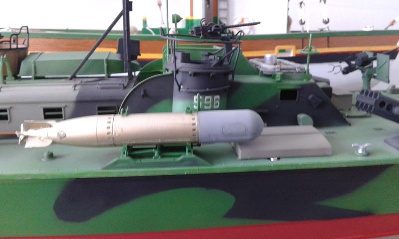 Italeri 1/35 Elco 80' PT boat 20170446