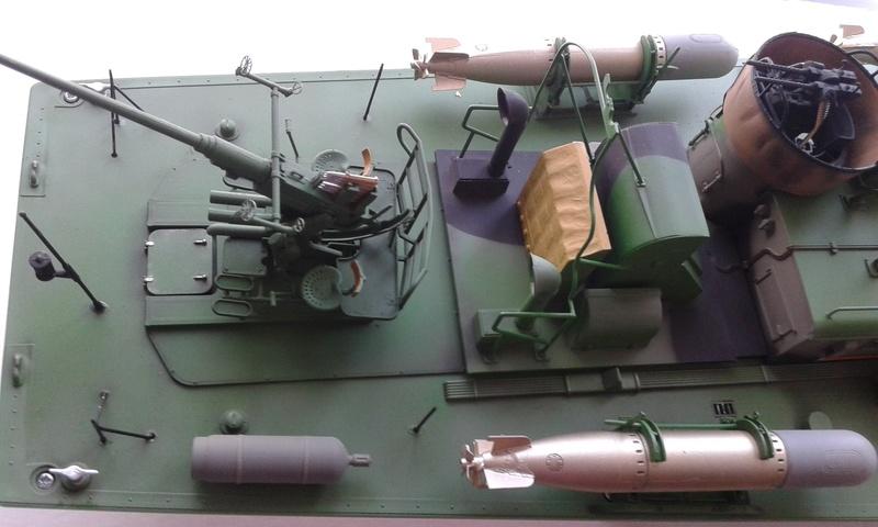 Italeri 1/35 Elco 80' PT boat 20170449