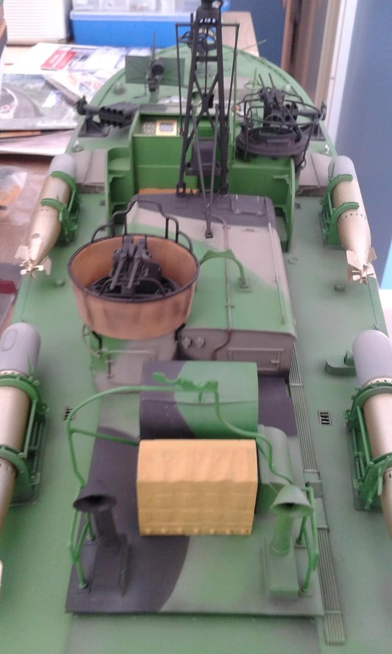 Italeri 1/35 Elco 80' PT boat 20170453