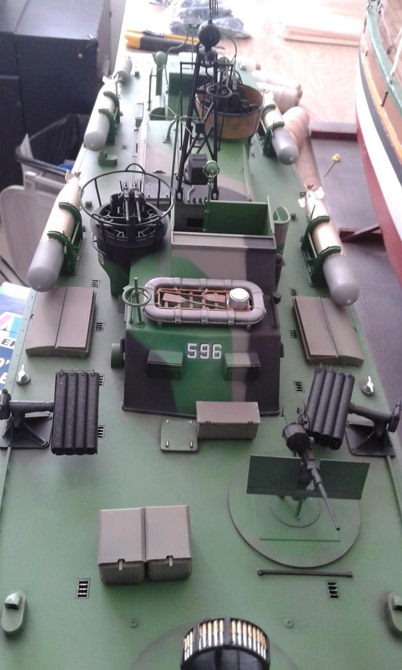 Italeri 1/35 Elco 80' PT boat 20170455