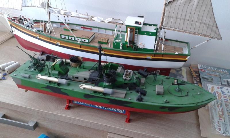 Italeri 1/35 Elco 80' PT boat 20170462