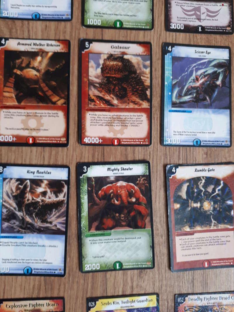 Few cards  20180410