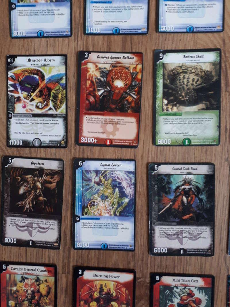 Few cards  20180411
