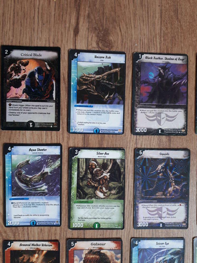 Few cards  20180412