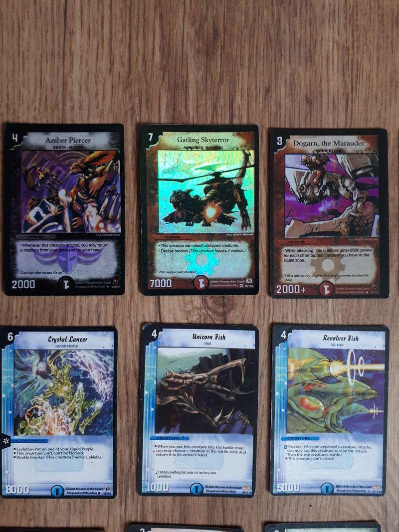 Few cards  20180415