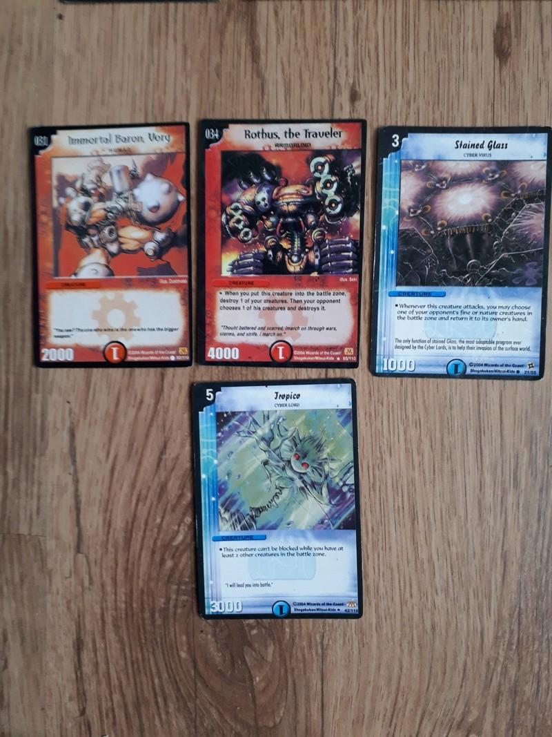 Few cards  20180420