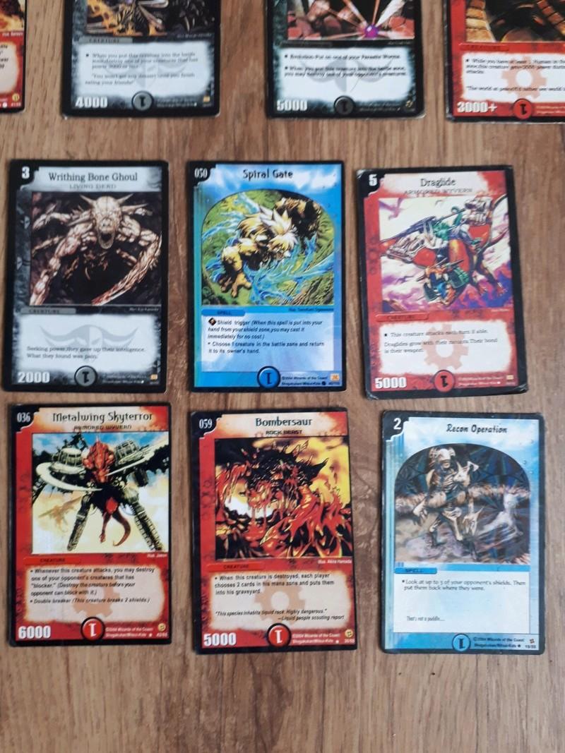 Few cards  20180422