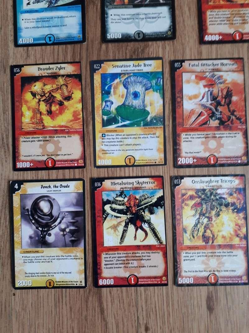 Few cards  20180423