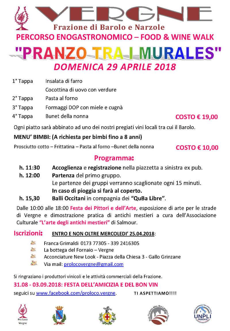 PRANZO TRA I MURALES Pranzo10