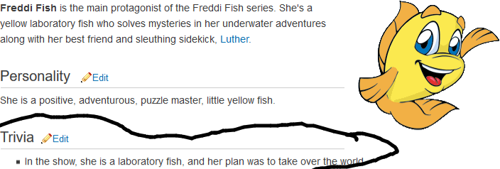 freddi fish tv show? Screen11