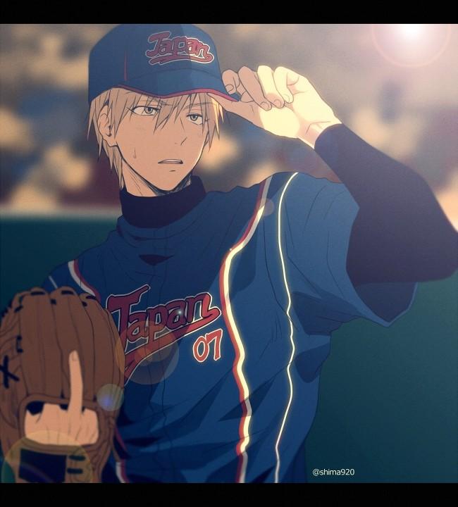 Kise Ryouta Kise_r21
