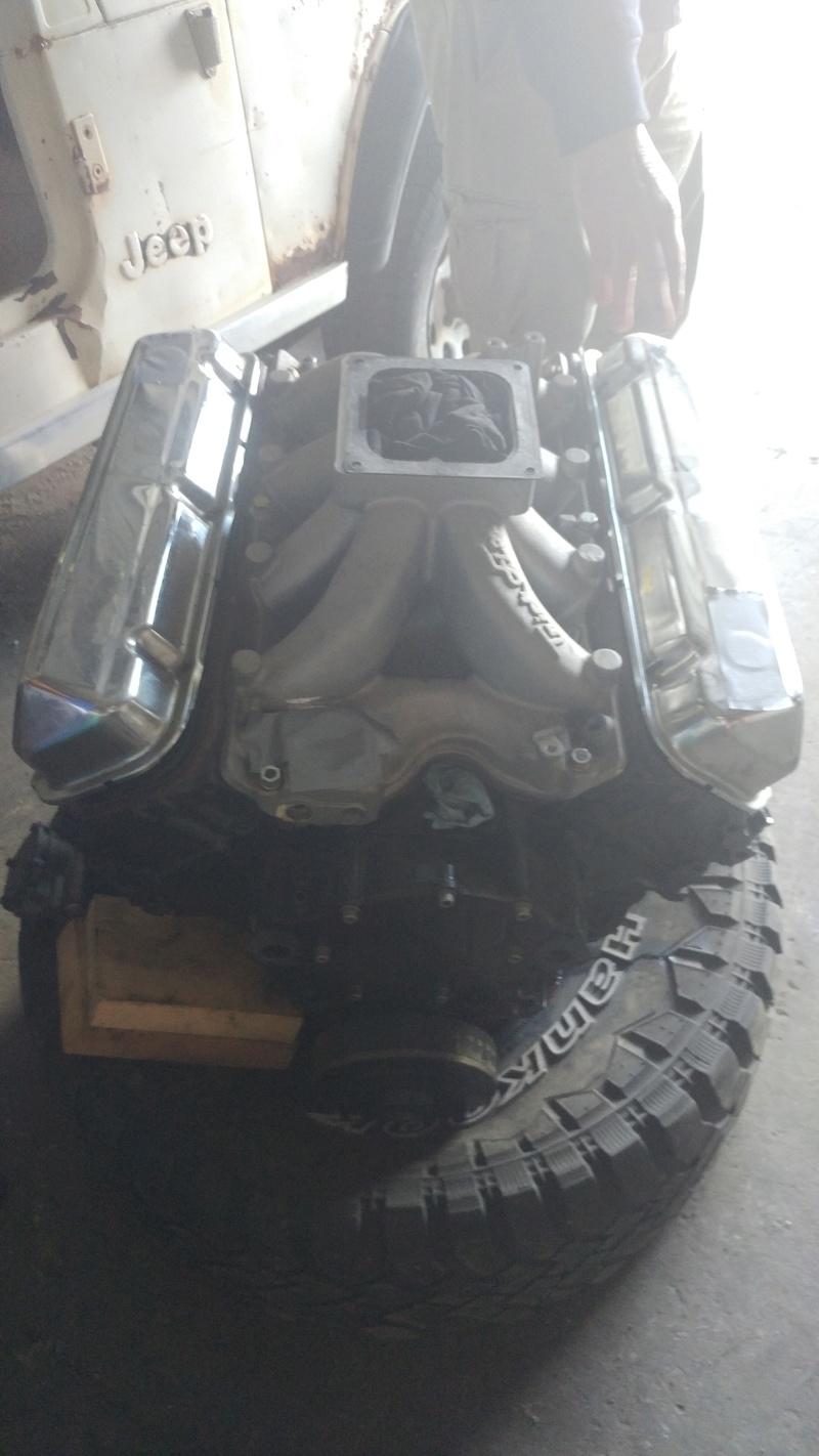 545 cid Big Block Ford 20180415