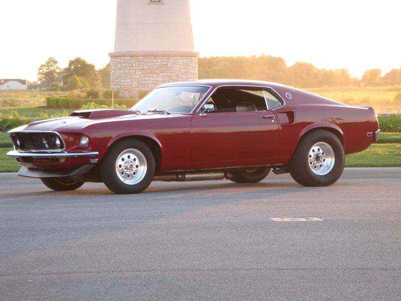 SOLD  1969 Mustang SportsRoof (Fastback) - 429 cid Big Block Dsc01814
