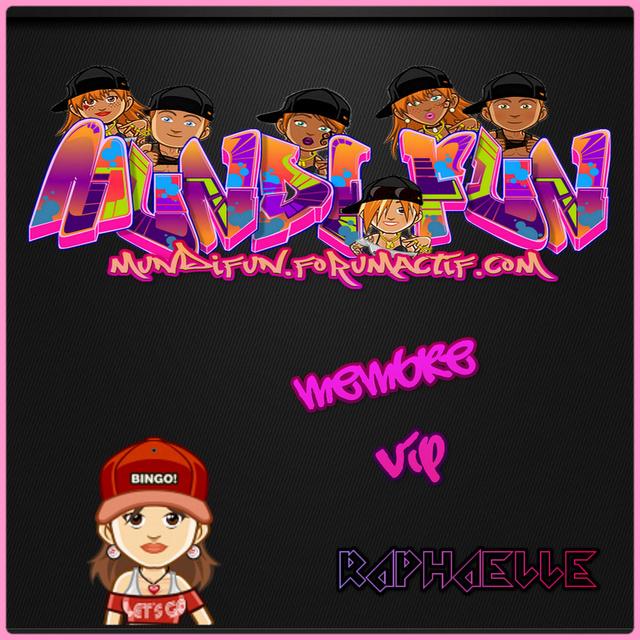 cartes de membre serie 4 Raphae10