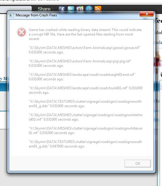 Crash from reading binary data/corrupt NIF Untitl10