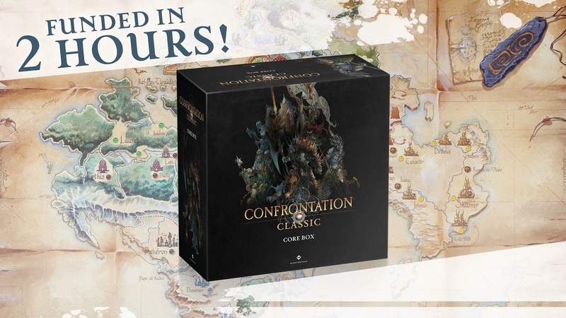 Confrontation – Classic The legendary skirmish game 30762511