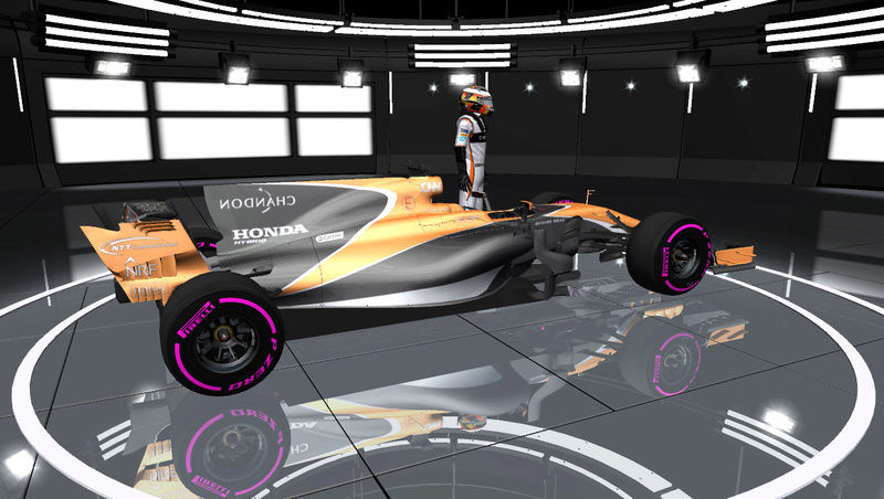 [RELEASED]F1 2017 Codemasters by Patrick34 v1.0 Rfacto13