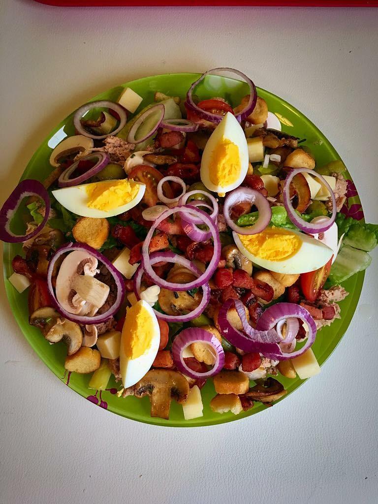 Une belle salade pour se rafraîchir Aa2f5210
