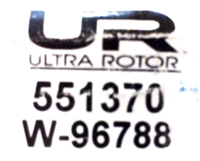 freio - Discos e pastilhas para freio traseiro ML240, ML320, ML350 Discos10