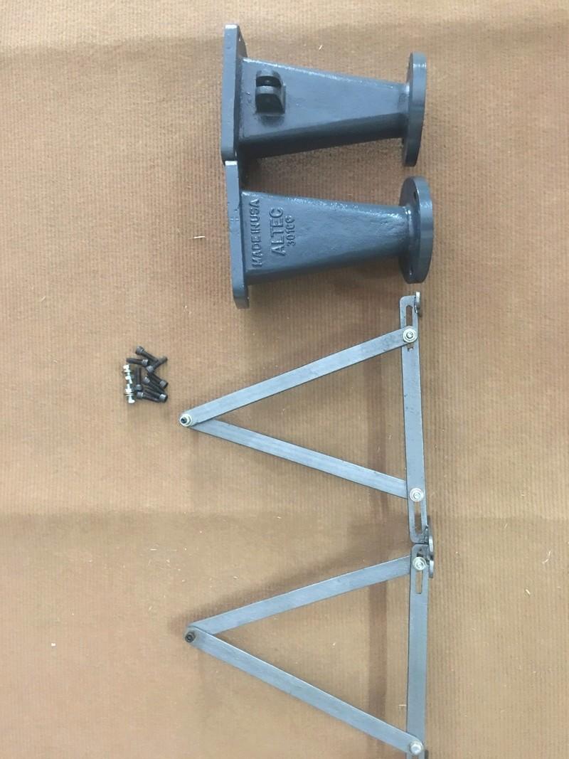(1 pair) Altec Lansing 1505B high quality enhanced version, for Altec288/291 driver Img_0048