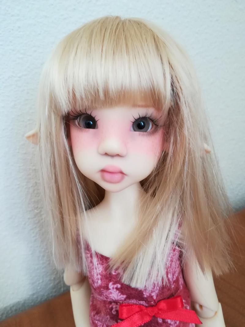 Vds (baisse) : Unoa Chibi, Iris Leeke hybride Dollmore Img_2011
