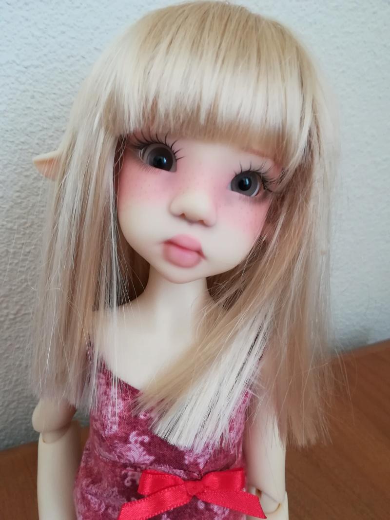 Vds (baisse) : Unoa Chibi, Iris Leeke hybride Dollmore Img_2012
