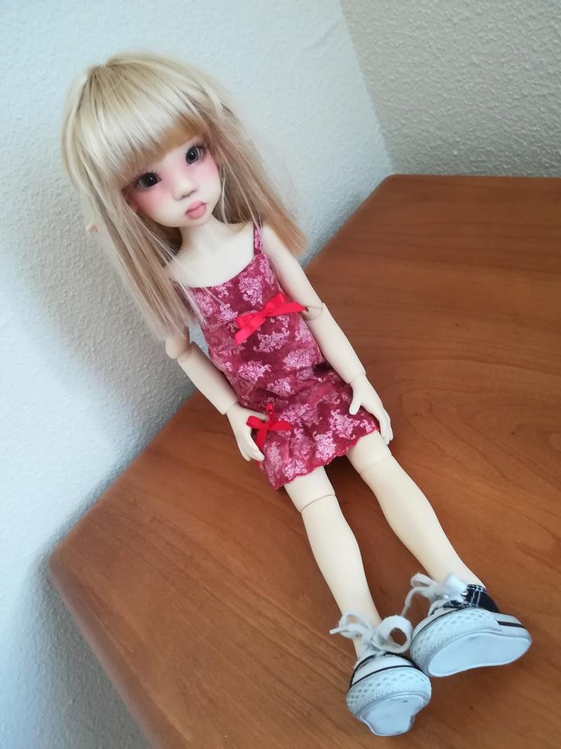 Vds (baisse) : Unoa Chibi, Iris Leeke hybride Dollmore Img_2013