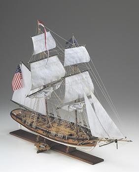 EAGLE COREL - BRIGANTINO AMERICANO 1812 Eagle11