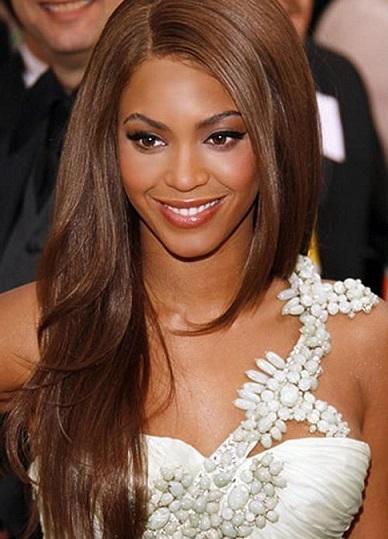 الوان الشعر التي تناسب البشرة السمراء 110
