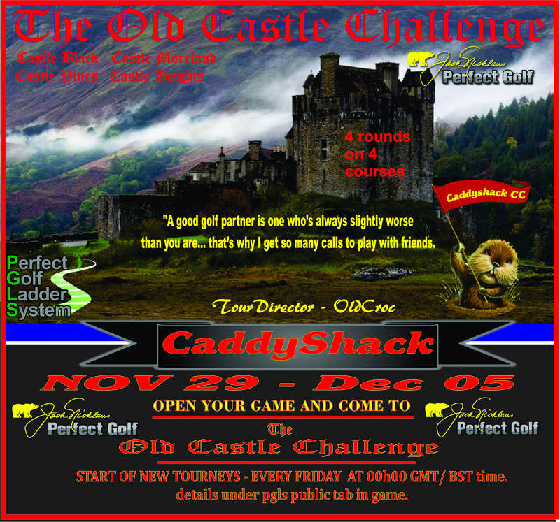 This weeks Tournament Castle10