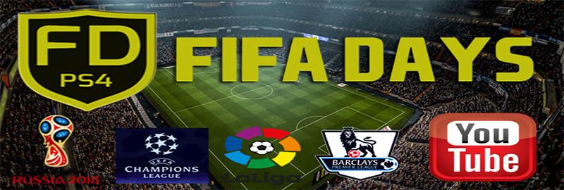 FIFA DAYS PS4