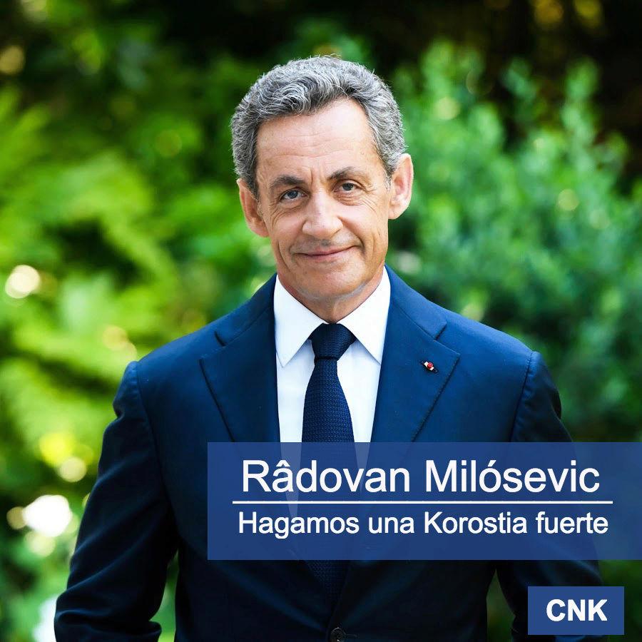 Presidenciales   Segunda Vuelta Antic-Milósevic Cartel13