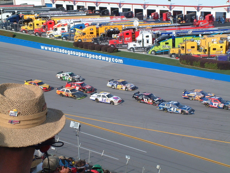 POINTS UP FROM RICHMOND - POST YOUR PICKS FOR TALLADEGA Tallad10