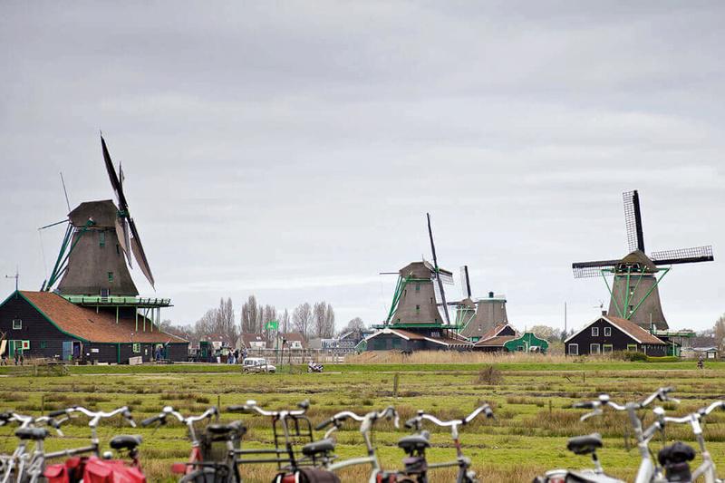 Recherche camping au Pays-Bas Zaanse10