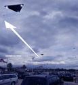 2010: le / à Dans la soirée - Engin triangulaire volant -  Ovnis à Hyères -Var (dép.83) Delta114