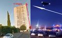 2010: le / à Dans la soirée - Engin triangulaire volant -  Ovnis à Hyères -Var (dép.83) Delta313