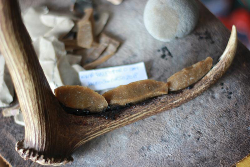 Hoz Neolítica de Asta de Ciervo Hoz1012