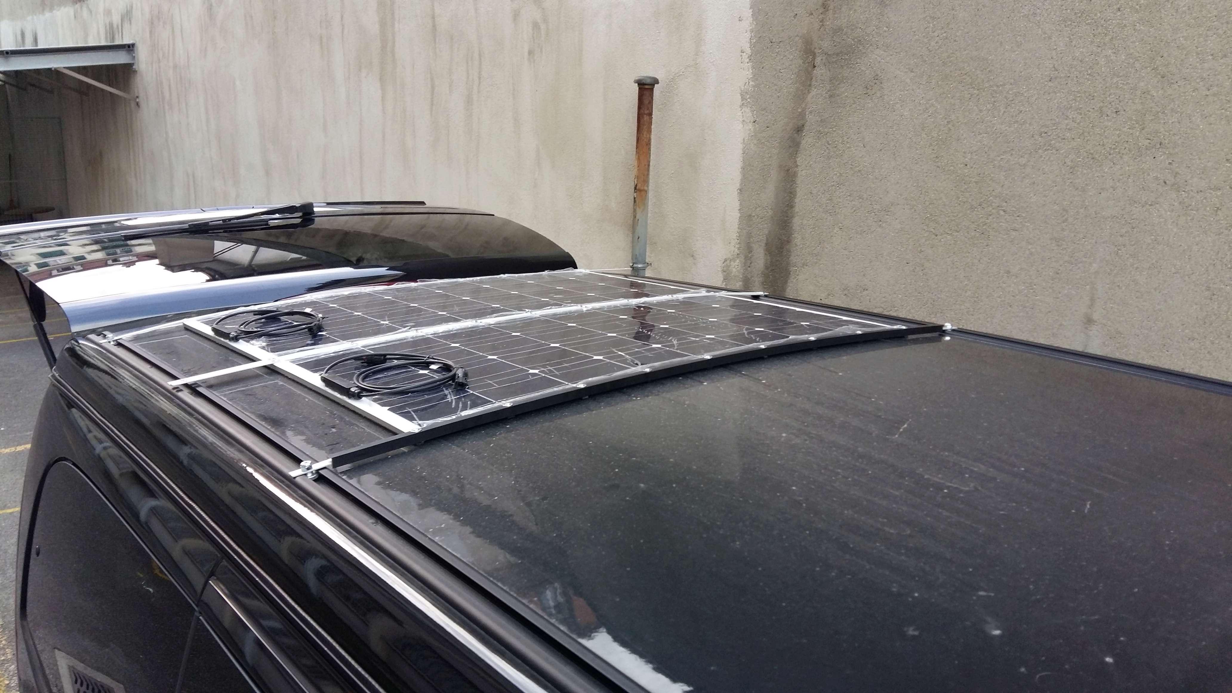Panneaux solaires - c'est partiiiii 20180520
