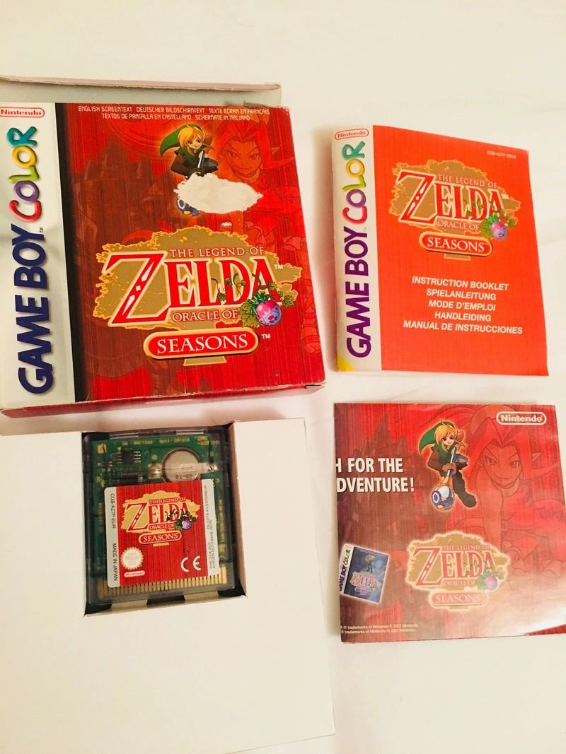 Boutique Nintendo de Nino : NES, SNES, N64, Gamecube, GB, GBA,etc Img_e910