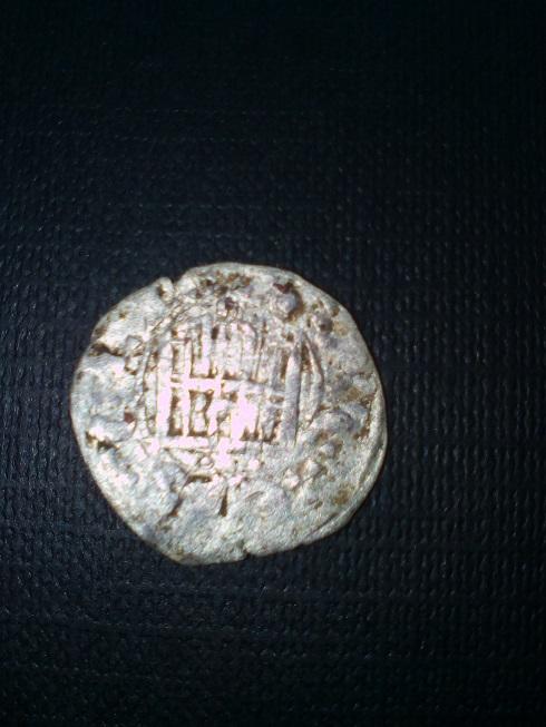 Dinero de Fernando IV Emisión de 1297. Ceca . . . Img_2029
