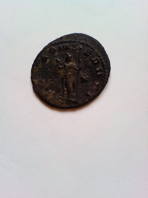 Antoniniano de Galieno. IOVI CONSERVAT. Júpiter a izq. Roma Img_2031