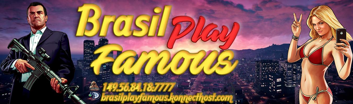 Brasil Play Famous - Portal Banner10