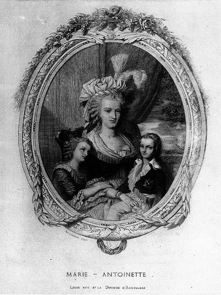 Portrait Marie Antoinette et ses enfants par Elisabeth Louise Vigée Lebrun - Page 2 Zzz910