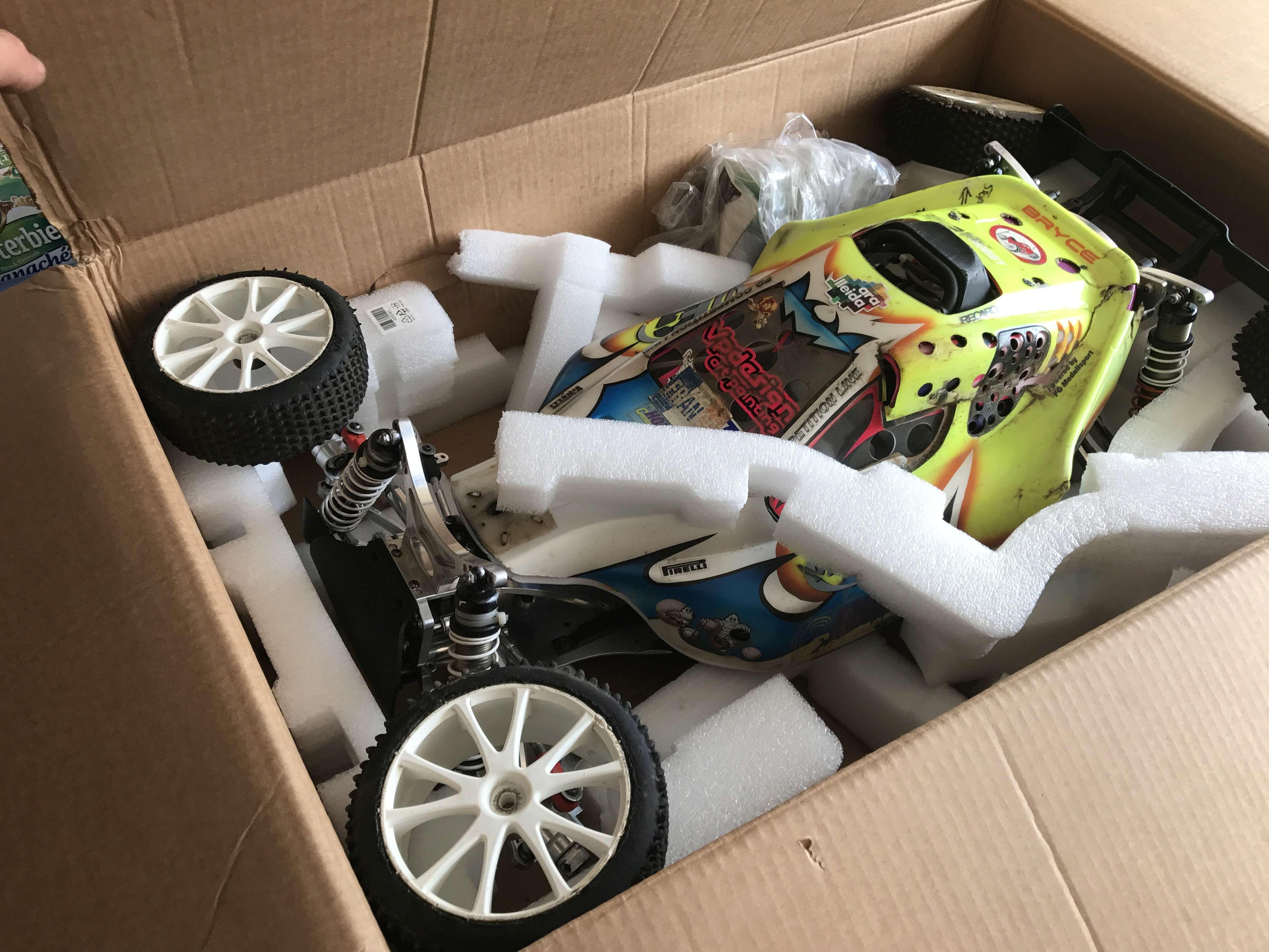 LEOPARD 2WD, ma citrouille de buggy.  Img_6410