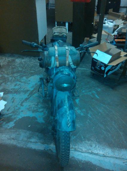 Présentation de ma Zundapp DB200 1937 Moto110