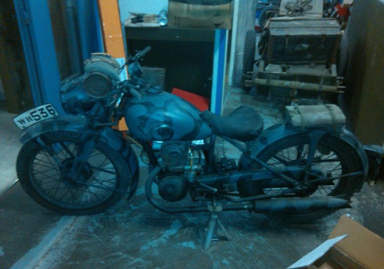 Présentation de ma Zundapp DB200 1937 Moto210